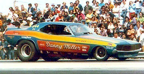 Drag Racing List - 70s Funny Cars Round 37: Division Five