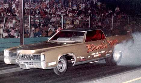 Drag Racing List - 60s Funny Cars: Round 6