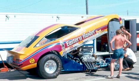 Drag Racing List 70s Funny Cars Round 33 The Newgord