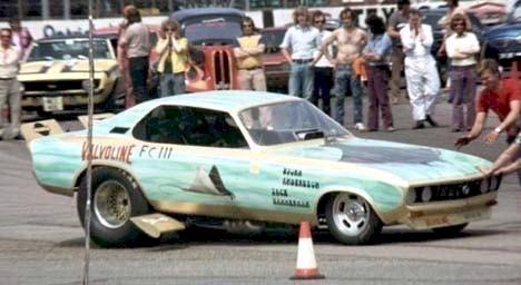 """Manta Ray Car """"manta Ray"""" Was One of Seven"""