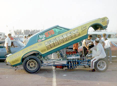 Funny Cars Ford Funny Car Photos And History