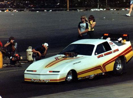 West Coast Corvette >> 80s Funny Cars - West Coast 3