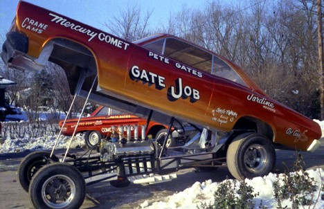 S Funny Cars Hot Rod Headliners Photos And History - Funny old cars