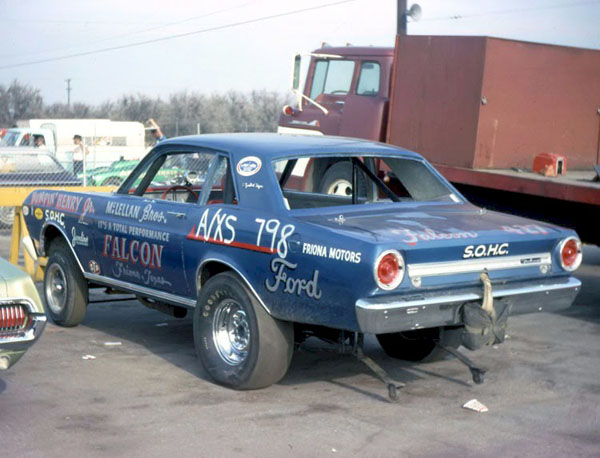 60s Funny Cars Division 4 Match Bash Photos And History