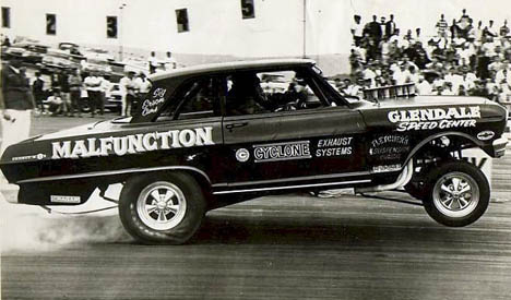 Funny Cars Chevy Ii Match Bash Photos And History