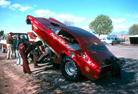 70s Funny Cars - Round 41