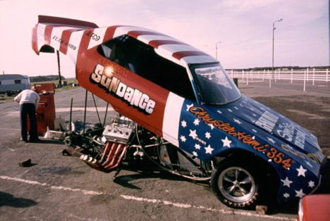 70s Funny Cars - Round 31