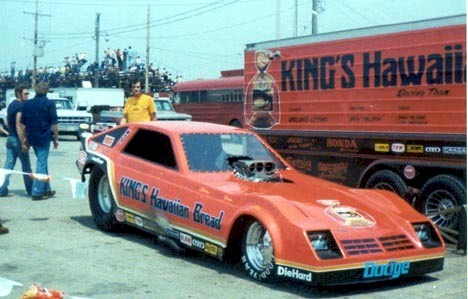 best funny car drivers of all time