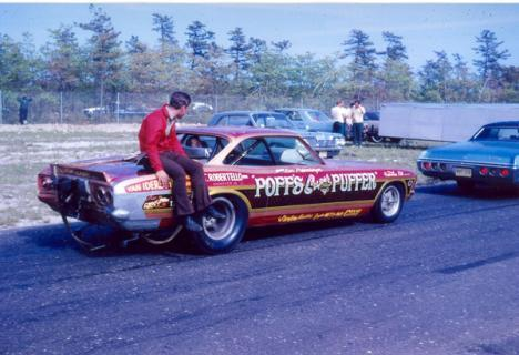 Drag Racing List 60s Funny Cars Corvairs