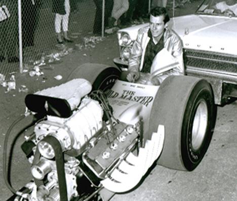 Drag Racing List - Classic Photos by Charlie Strutt (Part 1)