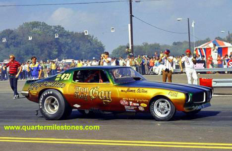 Drag Racing List - 70s Funny Cars: Round 54