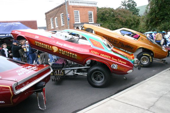Drag Racing List Musclecar Madness Announces Stimulus Package For 09