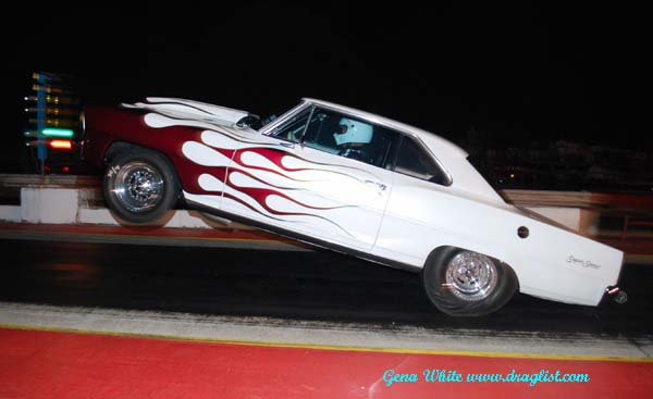 Drag Racing List - Sky Nova!