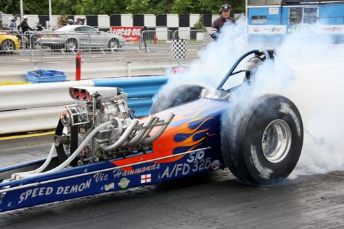 Drag Racing List - The Supercharged Outlaws UK