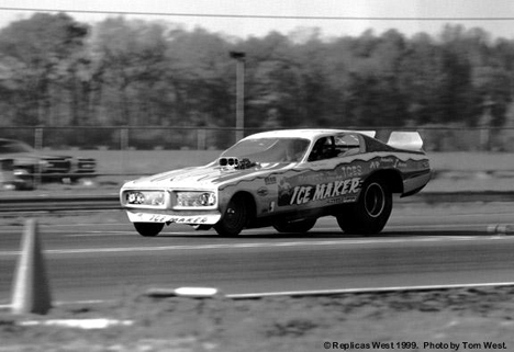 70s Funny Cars - Round 50