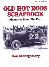Old Hot Rods Scrapbook by Don Montgomery