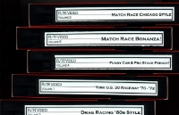 All eight R/R Videos offer priceless drag racing footage not seen anywhere else!