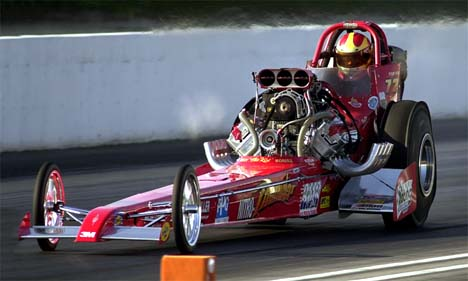 Nitro Thunder AA/FD on Sunday by Gil Rebilas
