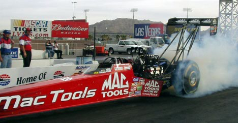 Doug Kalitta, Top Fuel.