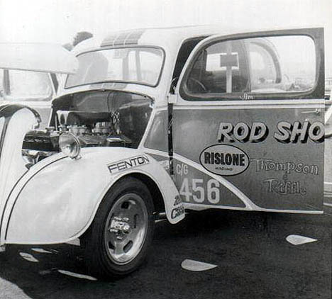 Thompson and Riffle's Rod Shop Anglia Gasser. Photo by Paul Hutchins