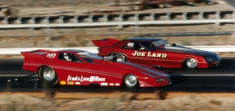 Lena Williams vs Joe Land at Palmdale. Photo by Kevin Knauer