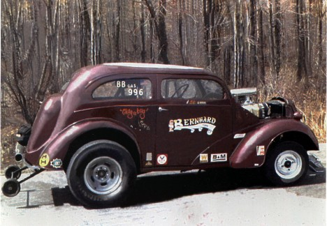 Desperately Seeking the Chug a Bug Gasser. Photo thanks to Donna