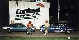 The Klavon Brothers outlasted large fields to win their respective elliminators at Cordova. Photo by Cordova Dragway