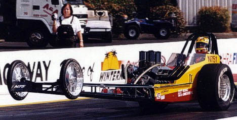 Howard Haight is taking over for Mendy Fry (shown here at Pomona 2001). Photo thanks to Ron Johnson