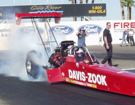 Davis-Zook Top Fueler.