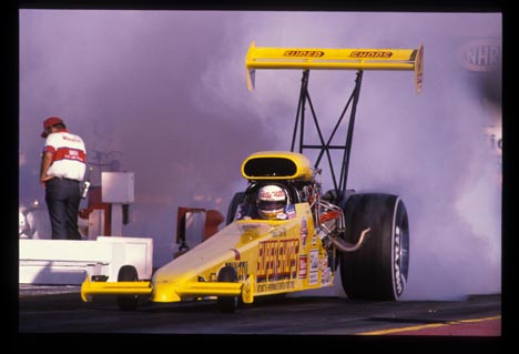 OK, so this Eddie Hill shot is from Sonoma, but we sure WISH he was at Phoenix 2003!