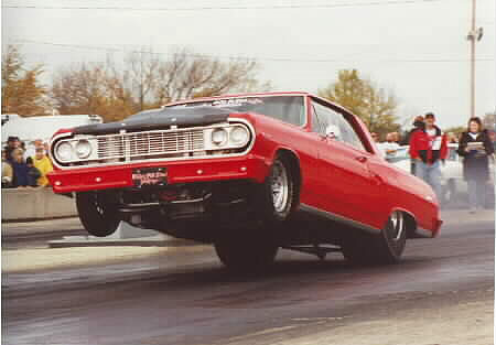 Drag Racing Picture Of The Day Outlaw Super Stock Chevy