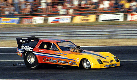 The Custom Body Enterprise cars always looked and ran great. Photo by James Morgan