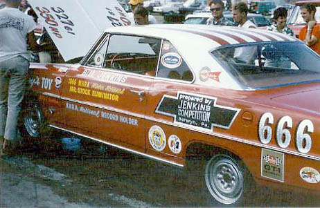 The Jenkins Competition Chevy II. Photo by Pete Gemar