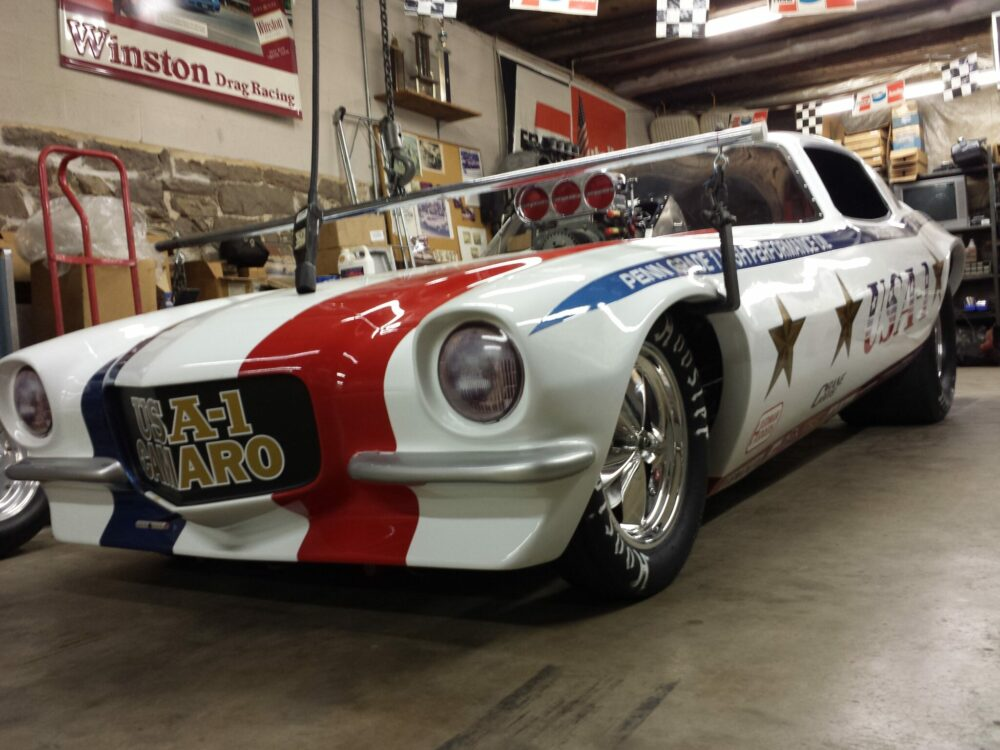 bruce larson to race 1972 usa 1 camaro in 2016 drag list. Black Bedroom Furniture Sets. Home Design Ideas